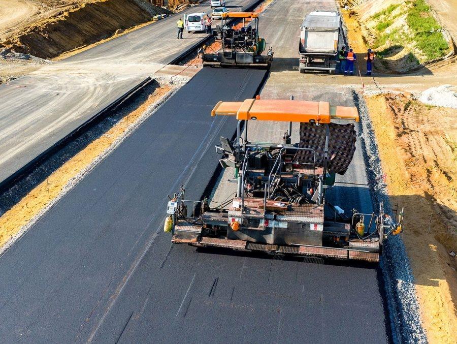 Строительство дорог в Чебоксарах